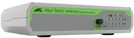 Switch Allied Telesis AT-FS710/5