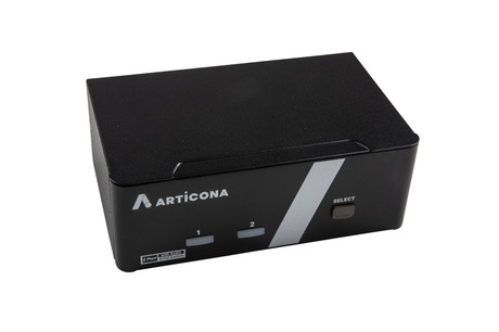 Switch KVM ARTICONA DVI-I DualHead 2 prt