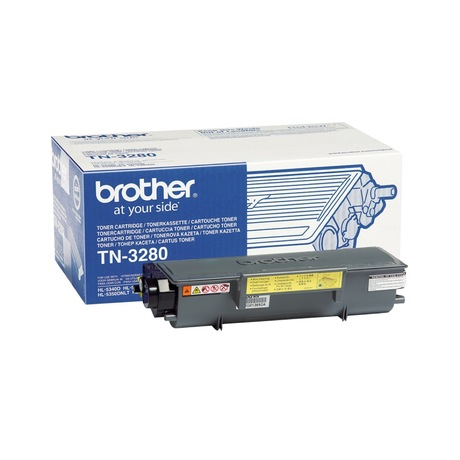 Toner Brother TN 3280, noir