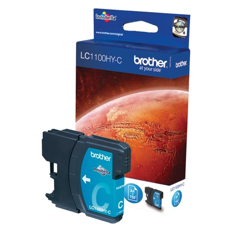 BROTHER LC1100HYC - (Cyan)