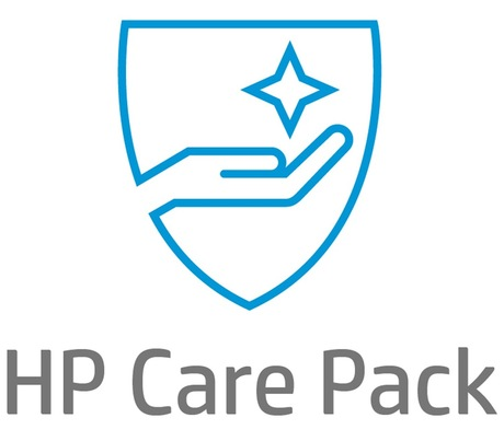 hp eCare Pack f. Officjet 3Y/Repl./7j