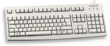 Clavier CHERRY G83-6104/G83-6105 (Version suisse)