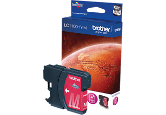 BROTHER LC-1100HY-M - (Magenta.)