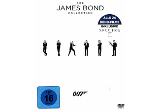 007 James Bond Collection 2016 DVD (Allemand)